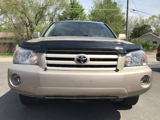 2006 Toyota Highlander Limited w/3rd Row Knoxville , Tennessee 3