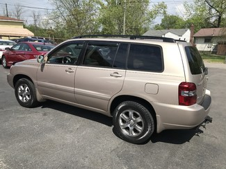 2006 Toyota Highlander Limited w/3rd Row Knoxville , Tennessee 39