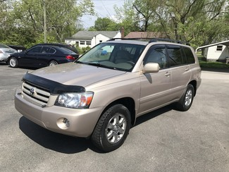 2006 Toyota Highlander Limited w/3rd Row Knoxville , Tennessee 7