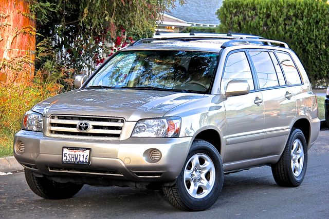 2006 Toyota Highlander Reseda, CA 6
