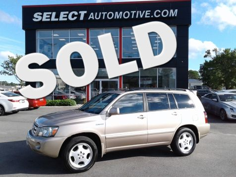 2006 Toyota Highlander Limited w/3rd Row in Virginia Beach, Virginia