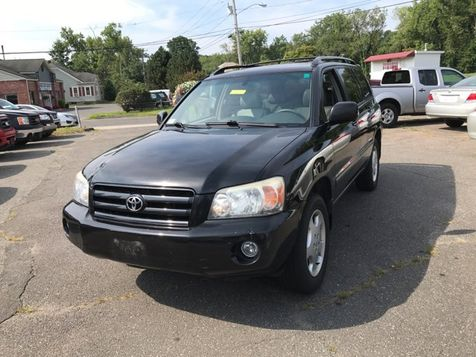 2006 Toyota Highlander Limited in West Springfield, MA
