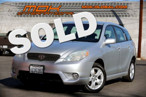 2006 Toyota Matrix XR - AWD - ONLY 64K MILES in Los Angeles