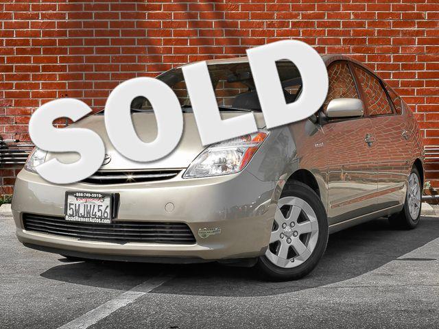 2006 Toyota Prius Burbank, CA 0