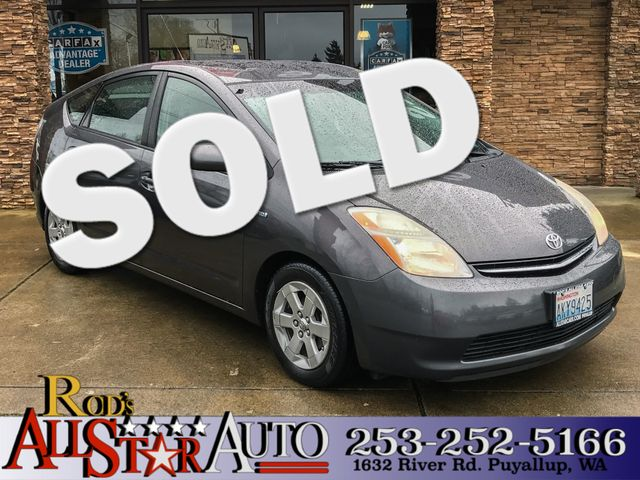 2006 Toyota Prius The CARFAX Buy Back Guarantee that comes with this vehicle means that you can bu