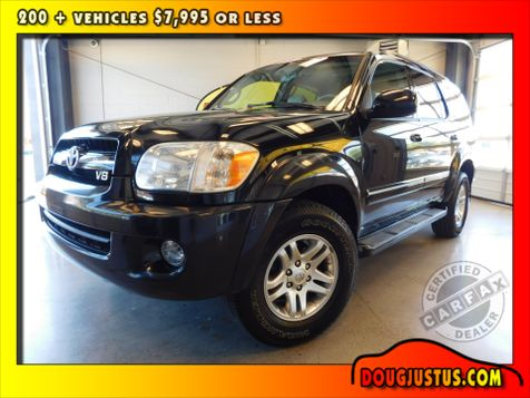 2006 Toyota Sequoia SR5 in Airport Motor Mile ( Metro Knoxville ), TN