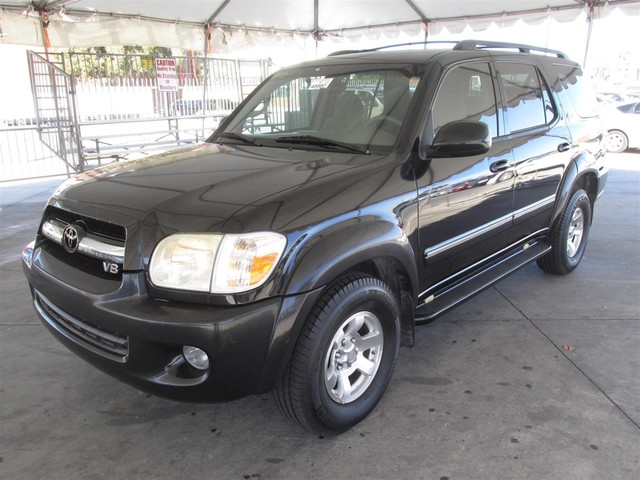 2006 Toyota Sequoia SR5 This particular Vehicle comes with 3rd Row Seat Please call or e-mail to