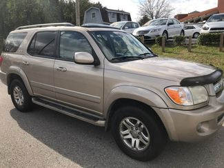 2006 Toyota-2 Owner!! 3rd Row!! Leather!! Sequoia-BUY HERE PAY HERE!  CARFAX CLEAN!!  SR5-CARMARTSOUTH.COM! Knoxville, Tennessee 20