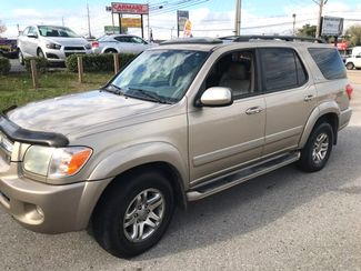 2006 Toyota-2 Owner!! 3rd Row!! Leather!! Sequoia-BUY HERE PAY HERE!  CARFAX CLEAN!!  SR5-CARMARTSOUTH.COM! Knoxville, Tennessee