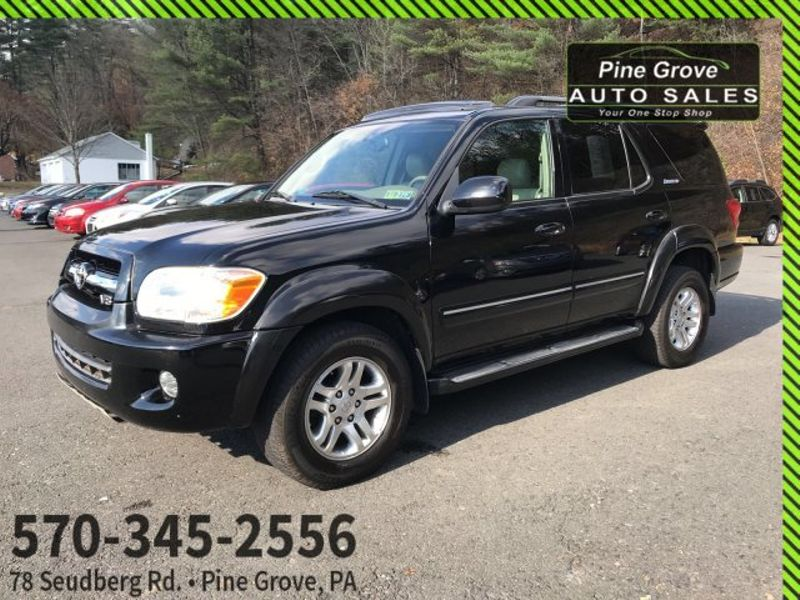 2006 Toyota Sequoia Limited | Pine Grove, PA | Pine Grove Auto Sales in Pine Grove, PA