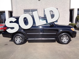 2006 Toyota Sequoia SR5 in Plano Texas