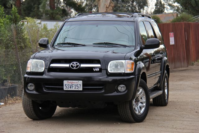 2006 Toyota Sequoia Limited Reseda, CA 11