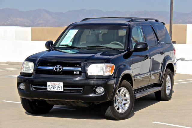 2006 Toyota Sequoia Limited Reseda, CA 0