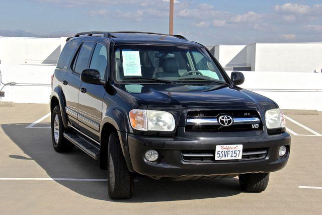 2006 Toyota Sequoia Limited Reseda, CA 5
