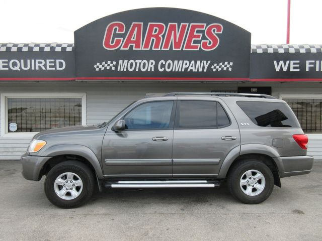 2006 Toyota Sequoia, PRICE SHOWN IS THE DOWN PAYMENT south houston, TX 2