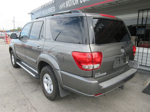 2006 Toyota Sequoia, PRICE SHOWN IS THE DOWN PAYMENT south houston, TX 3