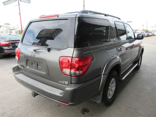2006 Toyota Sequoia, PRICE SHOWN IS THE DOWN PAYMENT south houston, TX 5