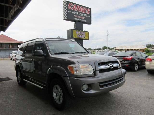 2006 Toyota Sequoia, PRICE SHOWN IS THE DOWN PAYMENT south houston, TX 7