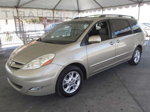 2006 Toyota Sienna XLE This particular Vehicle comes with 3rd Row Seat Please call or e-mail to c