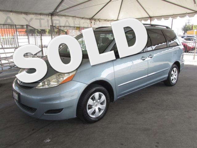 2006 Toyota Sienna LE Please call or e-mail to check availability All of our vehicles are avail