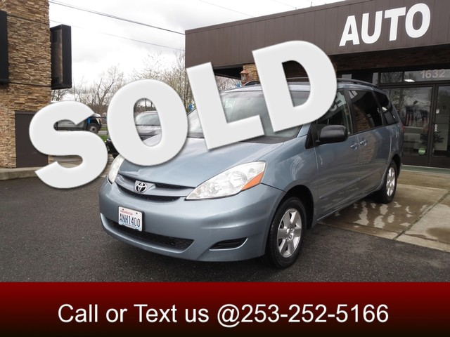 2006 Toyota Sienna LE The CARFAX Buy Back Guarantee that comes with this vehicle means that you ca