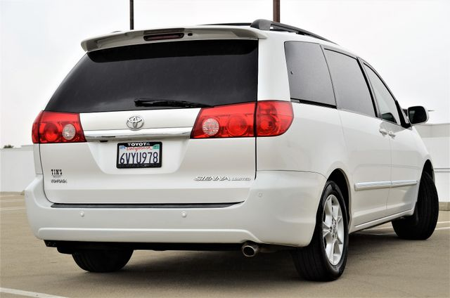 2006 Toyota Sienna XLE Limited HANDICAP MOBILITY VAN Reseda, CA 4