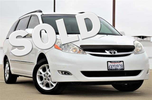 2006 Toyota Sienna XLE Limited HANDICAP MOBILITY VAN Reseda, CA 0