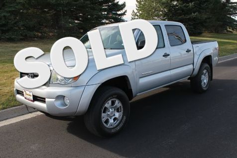 2006 Toyota Tacoma Double Cab V6 Auto 4WD in Great Falls, MT