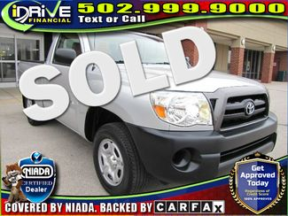 2006 Toyota Tacoma Pickup 2D 6 ft | Louisville, Kentucky | iDrive Financial in Lousiville Kentucky