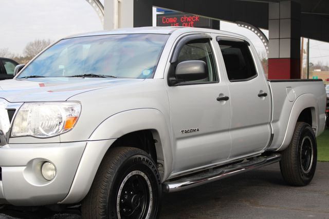 2006 Toyota Tacoma PreRunner Double Cab Long Bed SR5 RWD Mooresville , NC 23