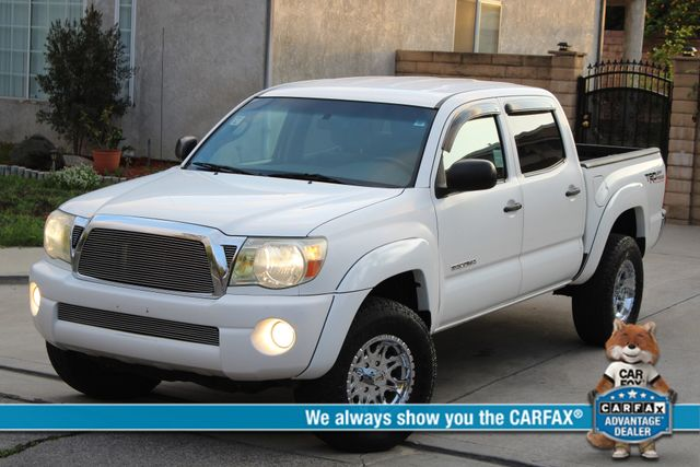 2006 Toyota TACOMA PRERUNNER DOUBLE CAB AUTOMATIC SERVICE RECORDS EXTRA CLEAN! Woodland Hills, CA 0