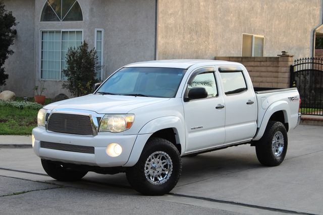 2006 Toyota TACOMA PRERUNNER DOUBLE CAB AUTOMATIC SERVICE RECORDS EXTRA CLEAN! Woodland Hills, CA 1