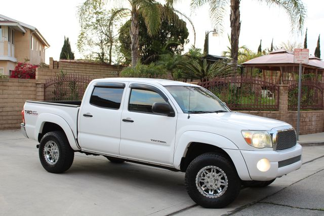 2006 Toyota TACOMA PRERUNNER DOUBLE CAB AUTOMATIC SERVICE RECORDS EXTRA CLEAN! Woodland Hills, CA 10