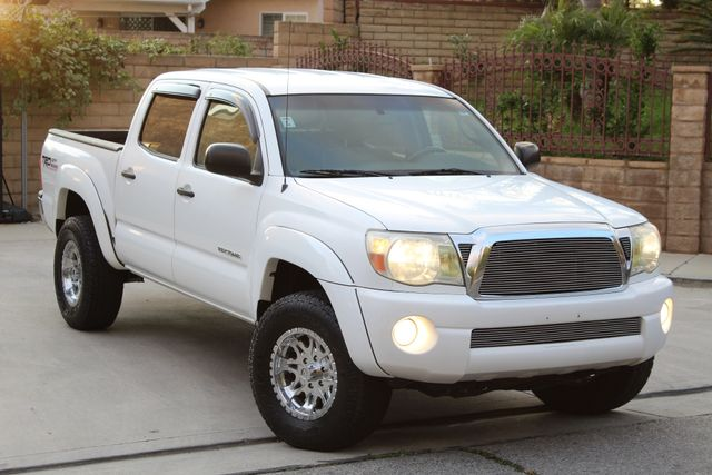 2006 Toyota TACOMA PRERUNNER DOUBLE CAB AUTOMATIC SERVICE RECORDS EXTRA CLEAN! Woodland Hills, CA 17