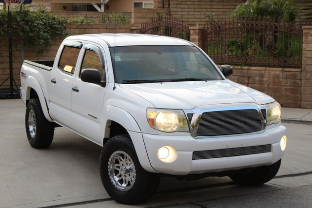 2006 Toyota TACOMA PRERUNNER DOUBLE CAB AUTOMATIC SERVICE RECORDS EXTRA CLEAN! Woodland Hills, CA 12