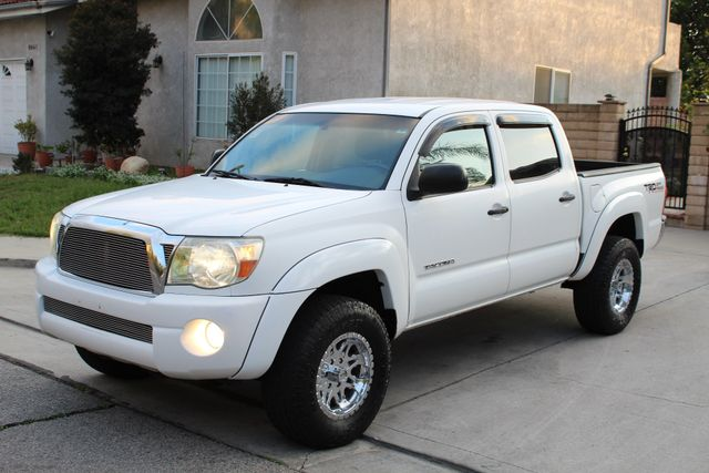 2006 Toyota TACOMA PRERUNNER DOUBLE CAB AUTOMATIC SERVICE RECORDS EXTRA CLEAN! Woodland Hills, CA 37
