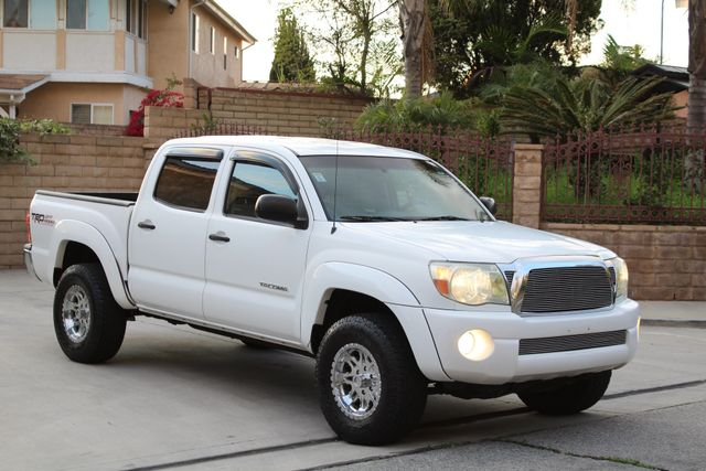 2006 Toyota TACOMA PRERUNNER DOUBLE CAB AUTOMATIC SERVICE RECORDS EXTRA CLEAN! Woodland Hills, CA 36