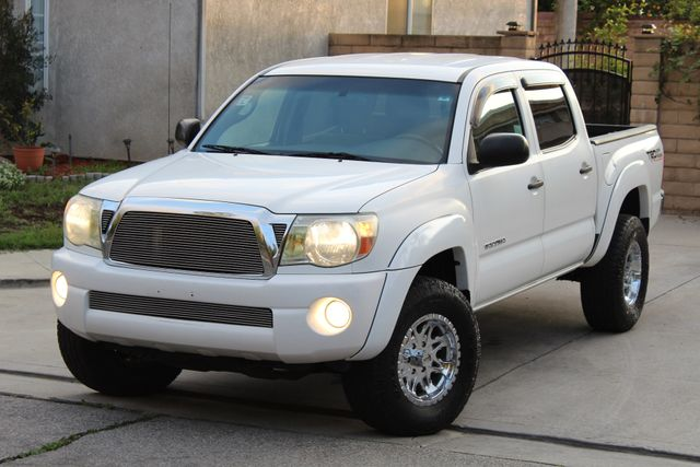 2006 Toyota TACOMA PRERUNNER DOUBLE CAB AUTOMATIC SERVICE RECORDS EXTRA CLEAN! Woodland Hills, CA 2