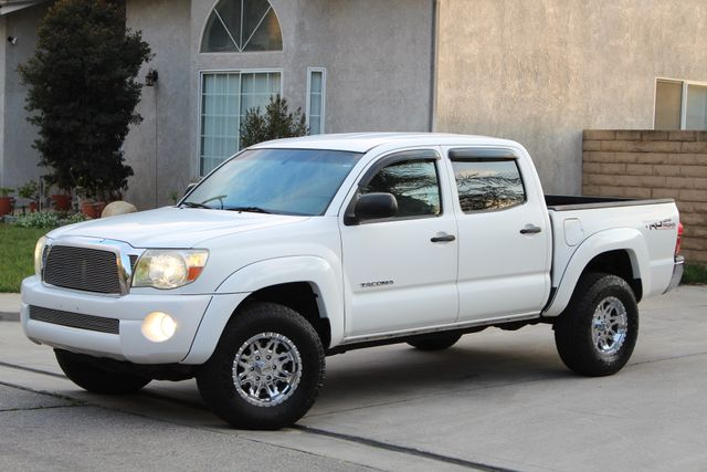 2006 Toyota TACOMA PRERUNNER DOUBLE CAB AUTOMATIC SERVICE RECORDS EXTRA CLEAN! Woodland Hills, CA 3