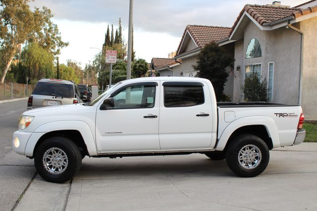 2006 Toyota TACOMA PRERUNNER DOUBLE CAB AUTOMATIC SERVICE RECORDS EXTRA CLEAN! Woodland Hills, CA 4