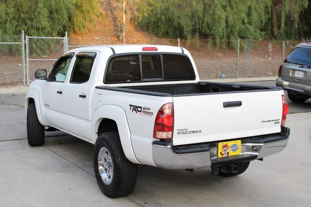 2006 Toyota TACOMA PRERUNNER DOUBLE CAB AUTOMATIC SERVICE RECORDS EXTRA CLEAN! Woodland Hills, CA 5