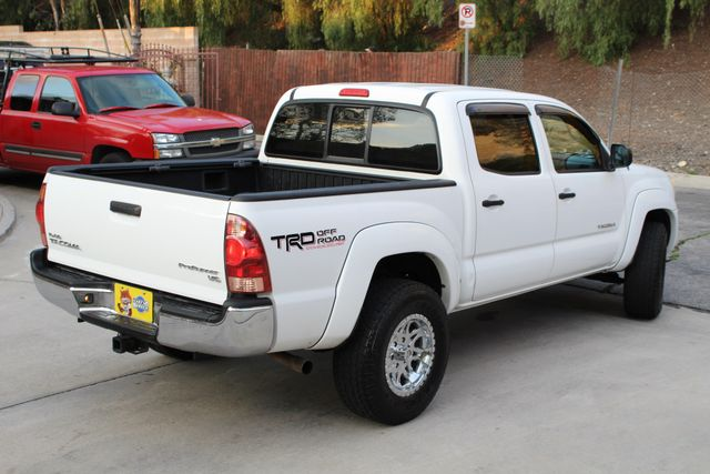 2006 Toyota TACOMA PRERUNNER DOUBLE CAB AUTOMATIC SERVICE RECORDS EXTRA CLEAN! Woodland Hills, CA 7