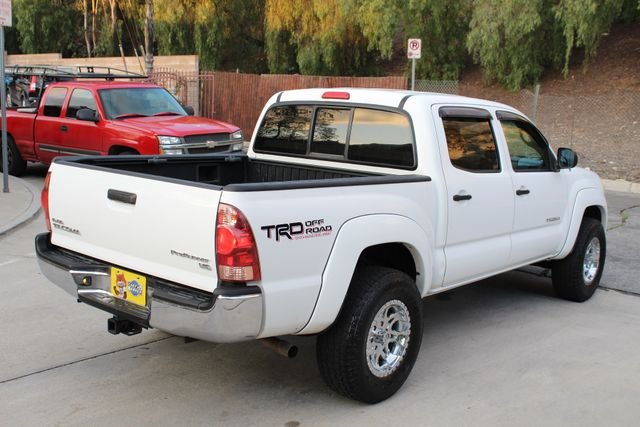 2006 Toyota TACOMA PRERUNNER DOUBLE CAB AUTOMATIC SERVICE RECORDS EXTRA CLEAN! Woodland Hills, CA 40