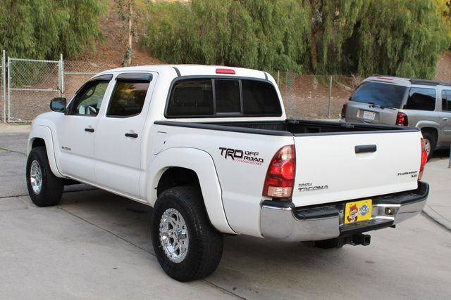 2006 Toyota TACOMA PRERUNNER DOUBLE CAB AUTOMATIC SERVICE RECORDS EXTRA CLEAN! Woodland Hills, CA 41