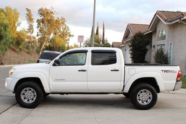 2006 Toyota TACOMA PRERUNNER DOUBLE CAB AUTOMATIC SERVICE RECORDS EXTRA CLEAN! Woodland Hills, CA 38