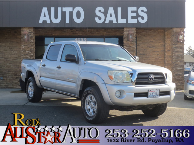 2006 Toyota Tacoma PreRunner Just another Toyota Tacoma Probably but i mean you want it anyway