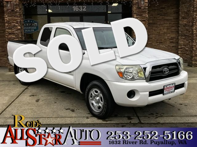 2006 Toyota Tacoma The CARFAX Buy Back Guarantee that comes with this vehicle means that you can b
