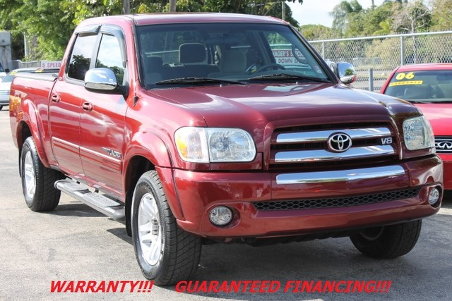 2006 Toyota Tundra SR5  CARFAX CERTIFIED AUTOCHECK CERTIFIED SR5 FLORIDA TRUCK EXCELLENT SER