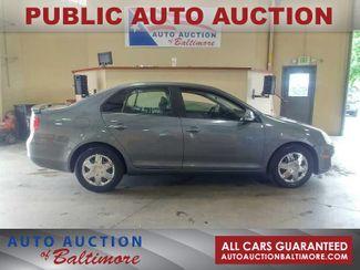 2006 Volkswagen Jetta Value Edition   JOPPA, MD   Auto Auction of Baltimore  in Joppa MD