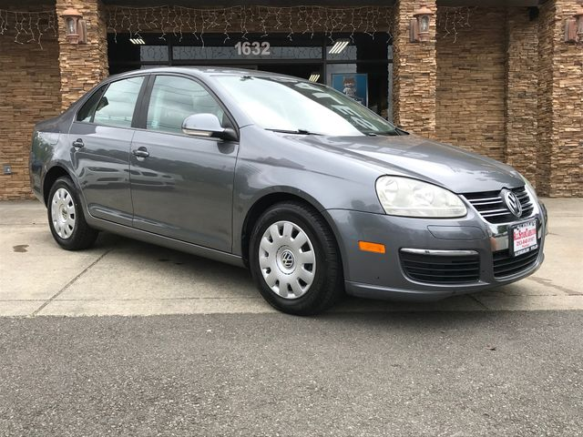 2006 Volkswagen Jetta Value New Price Clean CARFAX Gray 2006 Volkswagen Jetta Value FWD 25L I5